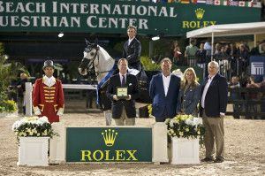 Brits battle it out in Florida!! Ben Maher wins CSI5* WEF $370,000 World Cup Grand Prix…Noelle Floyd