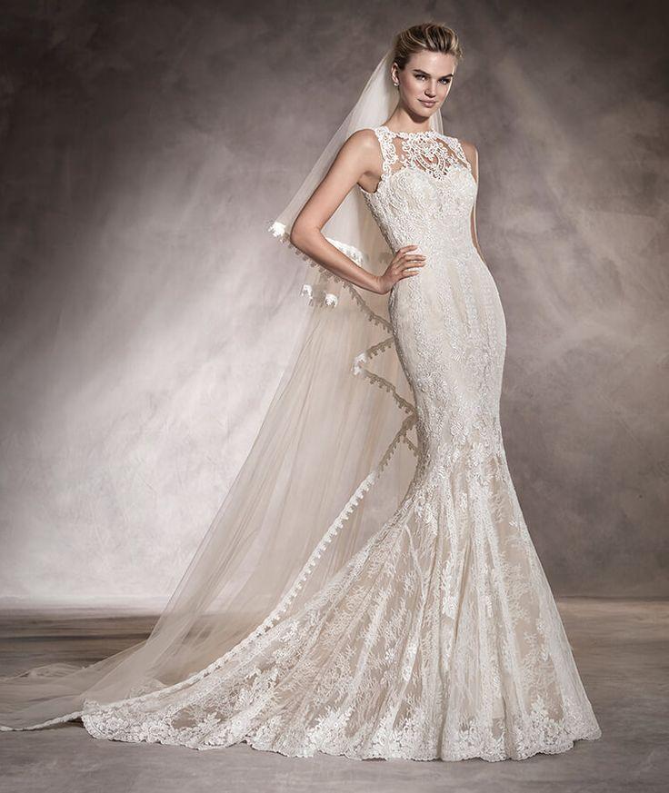 Pronovias Best Wedding Dresses Online