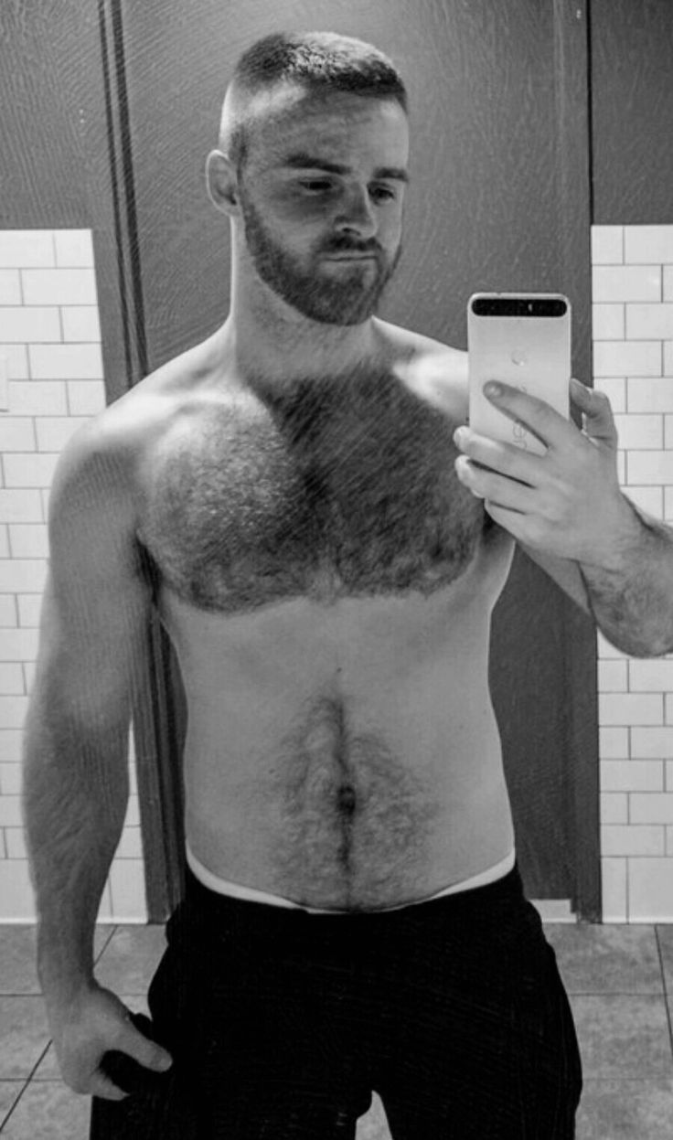 Fur, Tats, Leather And Scruff  Penis  Pinterest -4772