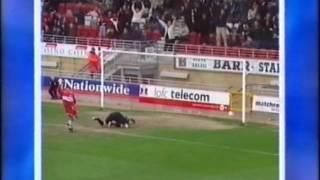 Leyton Orient 3 - 1 Swansea City (19th April 2003, Brisbane Road). League Division Three