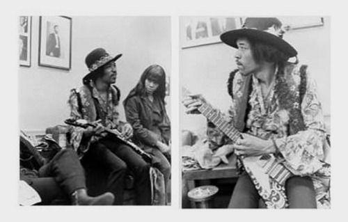 With Fayne Pridgeon - Hunter College, New York 1968-03-02