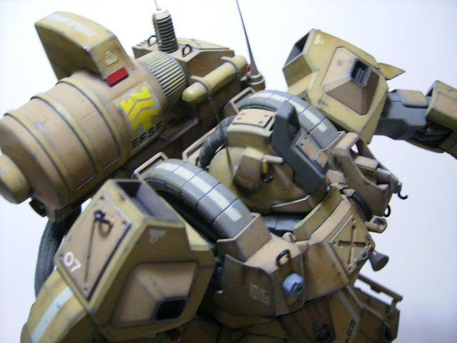 1/100 MG Rick Dias Ground Type Recon and Assault Unit Build by–TK07– Share this:ShareFacebookTwitterPinterestLinkedInTumblrGoogleRedditStumbleUponEmailPrintLike this:Like Loading...