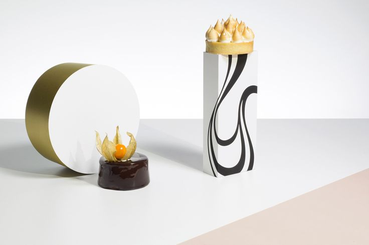 Visual identity and still life for London based French Patisserie Belle Epoque by Mind Design
