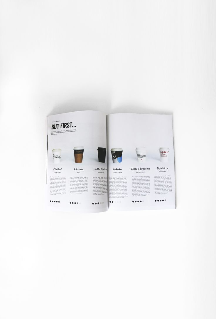 """But First..."" Auckland City Coffee Review 