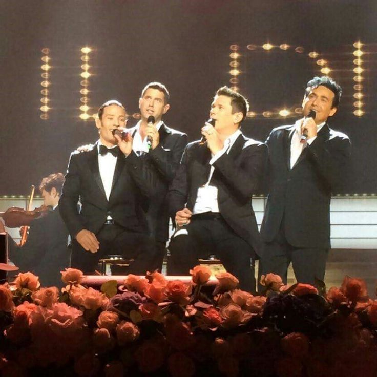 829 best images about il divo on pinterest fantasy - Il divo gruppo musicale ...