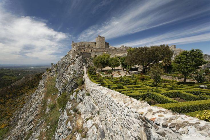 Castelo de Marvão: o baluarte alentejano