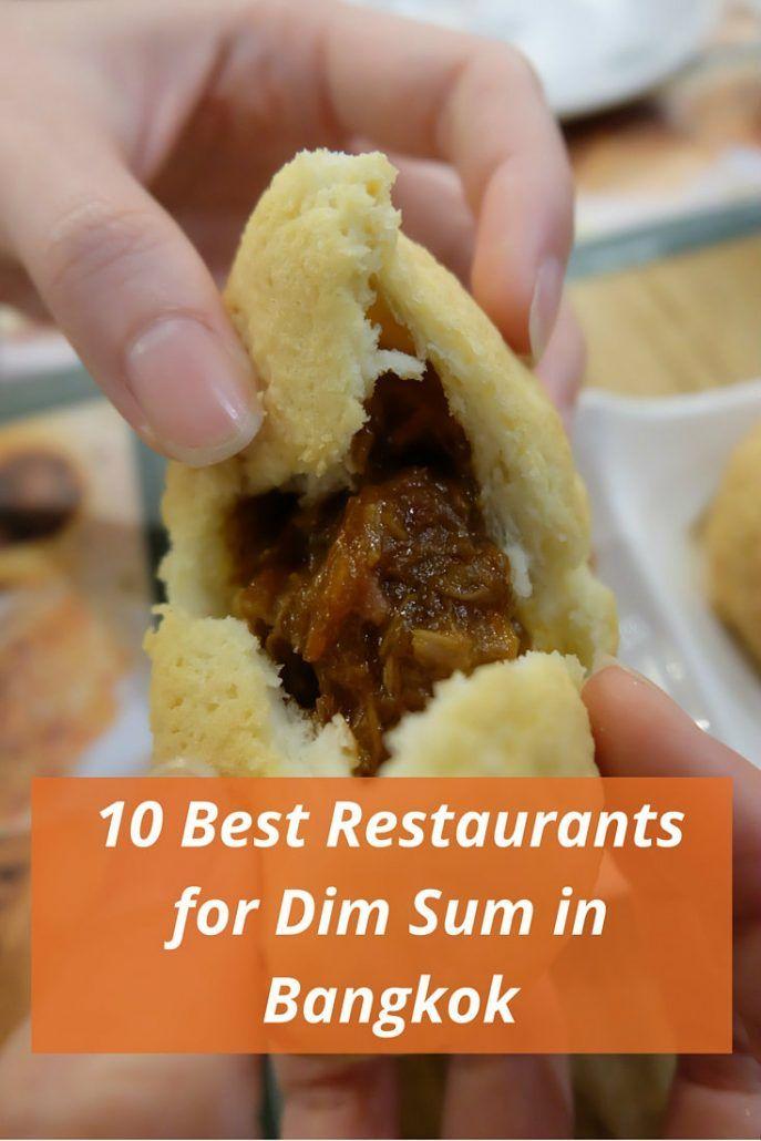 Best restaurants for Dim Sum in #Bangkok