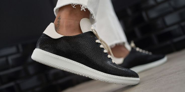 This Sneaker Brand Is Pushing Things Forward by Keeping It Old-School