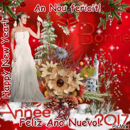 Feliz Año Nuevo!a