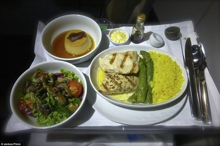 South American carrier LAN Airlines's economy meals were considered notable by the Saveur's panel of judges
