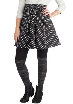 Musee d'Art Moderne Skirt in Black, #ModCloth