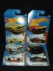 4X Hot Wheels 2019 Mustang lot of 4 cars  33/25072/250180/250192/250 #Diecast - Diecast & Toy Vehicles