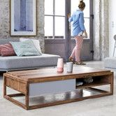 Found it at Wayfair.co.uk - Viktor Coffee Table with Magazine Rack