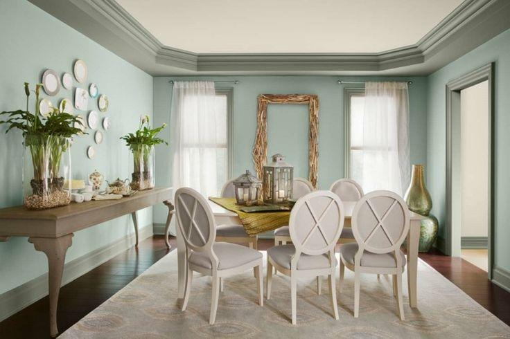 esszimmer teppich zarte farbe f r eine edle einrichtung wohnungseinrichtung. Black Bedroom Furniture Sets. Home Design Ideas