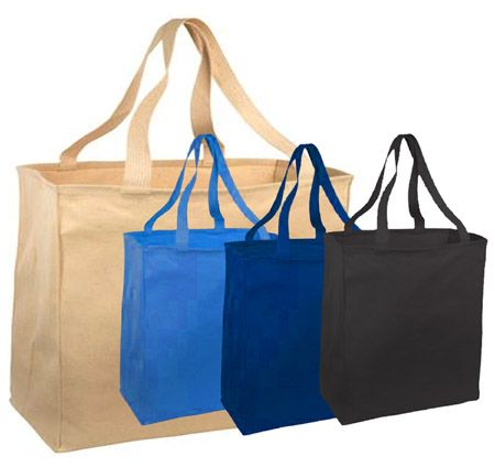 Wholesale Discount affordable Promotional Trade Show Canvas tote bags, custom sizes and styles from cheap totes , personalized ,screen printing oot gift bags