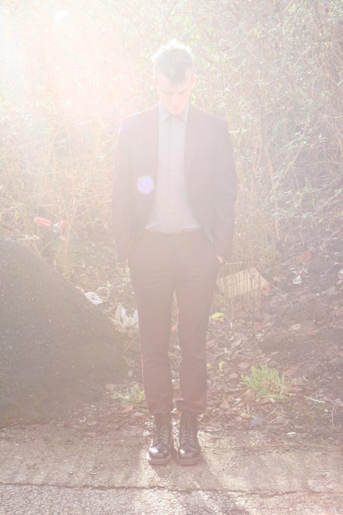 Primark Suit @ Selfridges