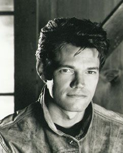Young Randy Travis, Love this picture of Randy, such a strong face.