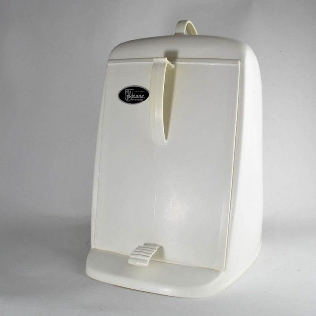prullenbak afvalbak retro