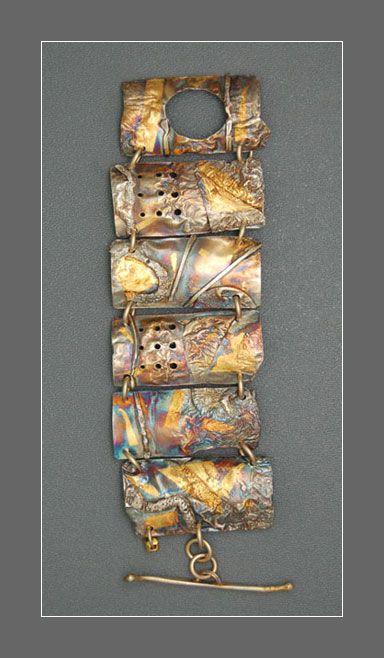 Connie Fox: Galleries, Copper Bracelets, Diamonds Bracelets, Foxes Bracelets, Connie Foxes, Clay Bracelets, Leis Anna Bettencourt, Diamond Bracelets, Foxes Lov