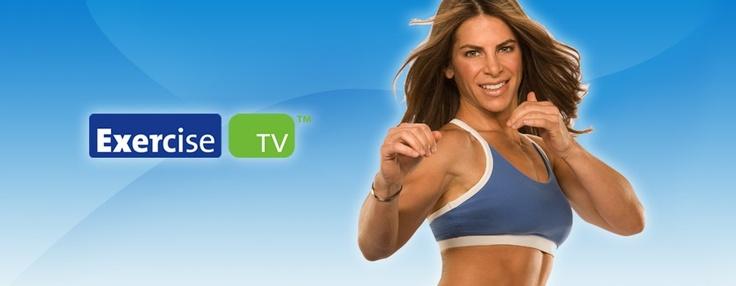 JIllian Michaels mini-workouts on Hulu