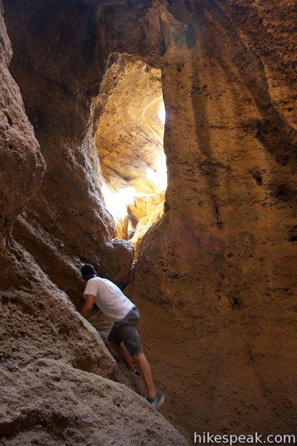 Cave of Munits - Ventura county california hike