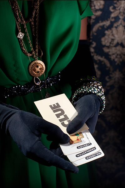Clue themed Halloween dinner party | photographed by Melanie Grizzel for Camille Styles