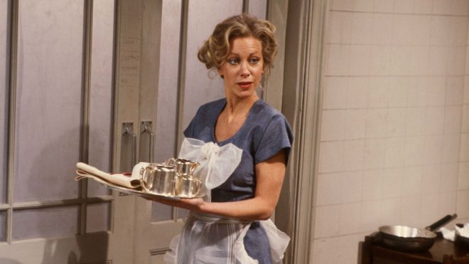 Connie Booth as Polly Sheaman -   Fawlty Towers by BBC