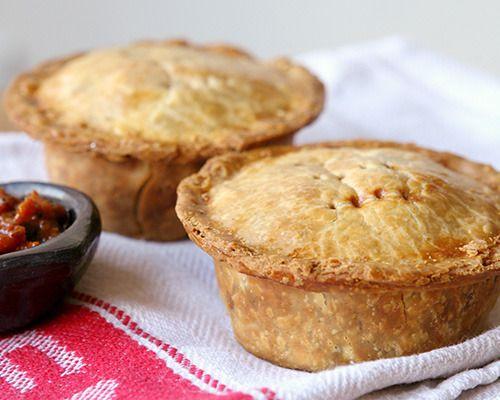 6 sensational savoury pie recipes