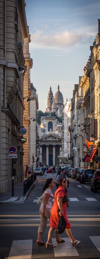 Sacré Cœur, Paris, France