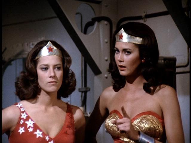 Debra Winger Played Wonder Girl, Wonder Womans Little -2696