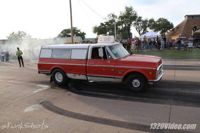 The Oklahoma Farm Truck
