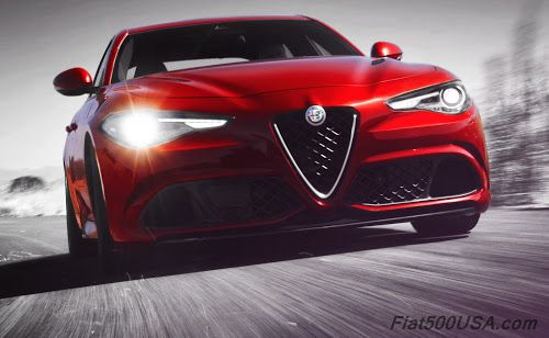 Fiat 500 USA: Say No to Autonomous Cars with an Alfa Romeo