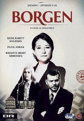 Borgen (2010-213) Dinamarca - DVD SERIES 141