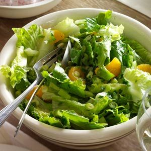Salad: Olive Oil, Mandarin Orange Romaine Salad, Salad Time, Almond ...
