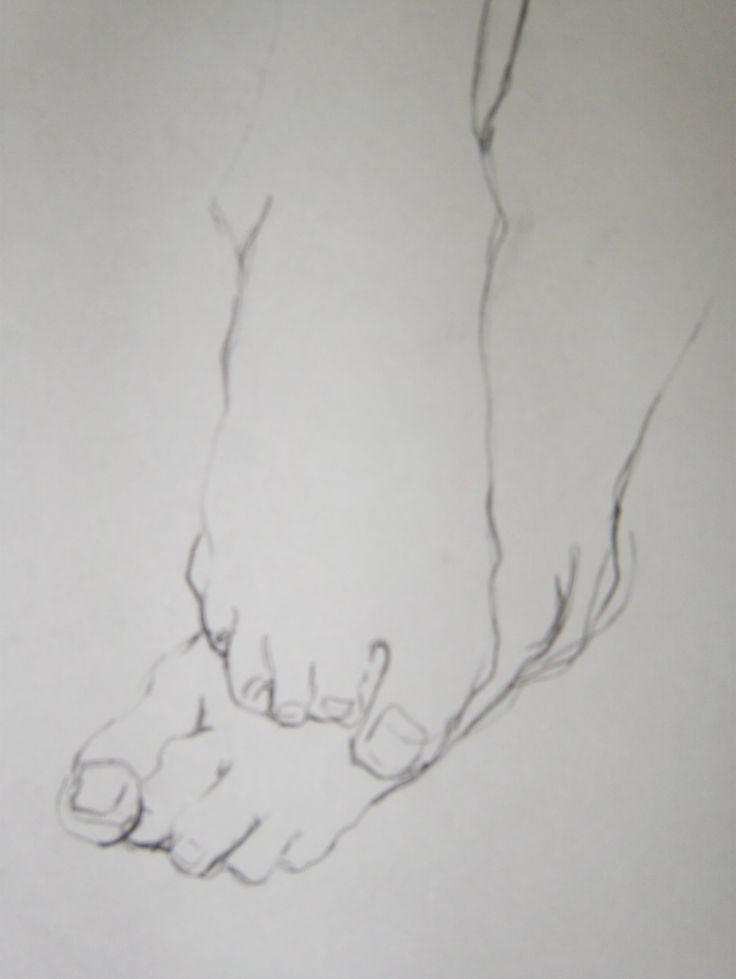 charcoal sketch foot drawing coal foots węgiel rysuke szkic węglem stopy