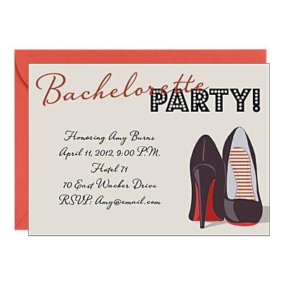 Bridal Shower Invitations - Engagement Party Invitations | Paper ...