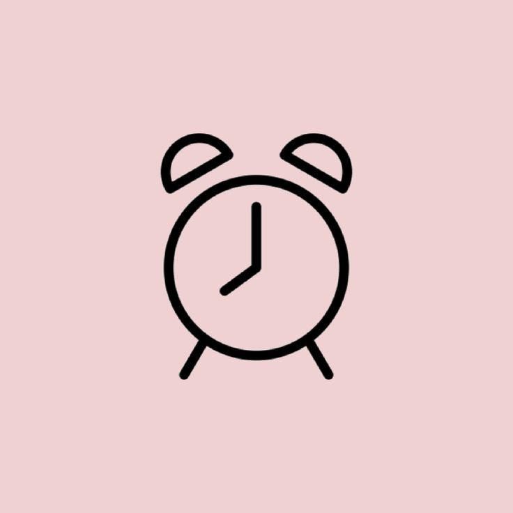 alarm clock icon   Iphone clock. Iphone icon. App icon