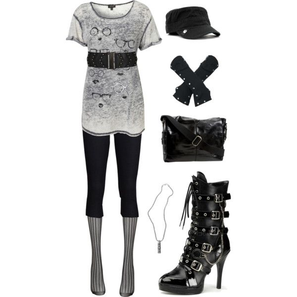 """Lost Girl Fashion - Kenzi 3"" by ladysprinkles on Polyvore"