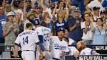 Photos: Dodgers Defeat Diamondbacks 8-5 in Game 2 of National League Division Series
