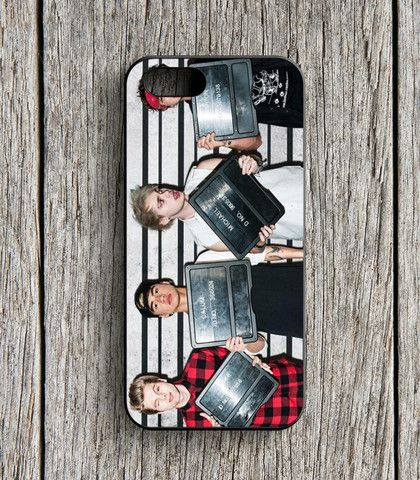 5 Second Of Summer Band Music iPhone 5 | 5S Case