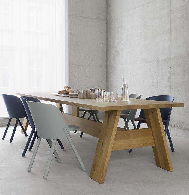 1000 bilder zu essplatz auf pinterest caravaggio for Tisch nordic design