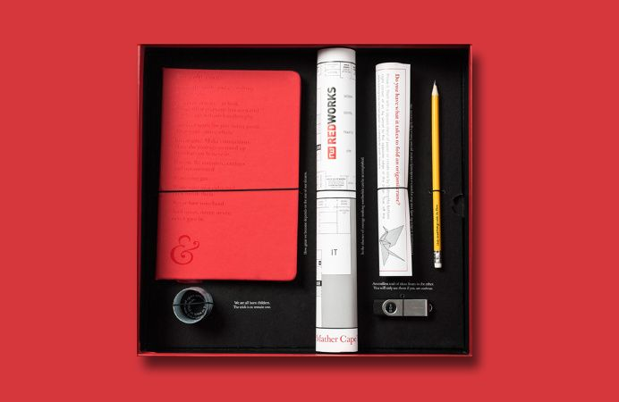 Ogilvy, advertising, branding, packaging, upscale in Identity