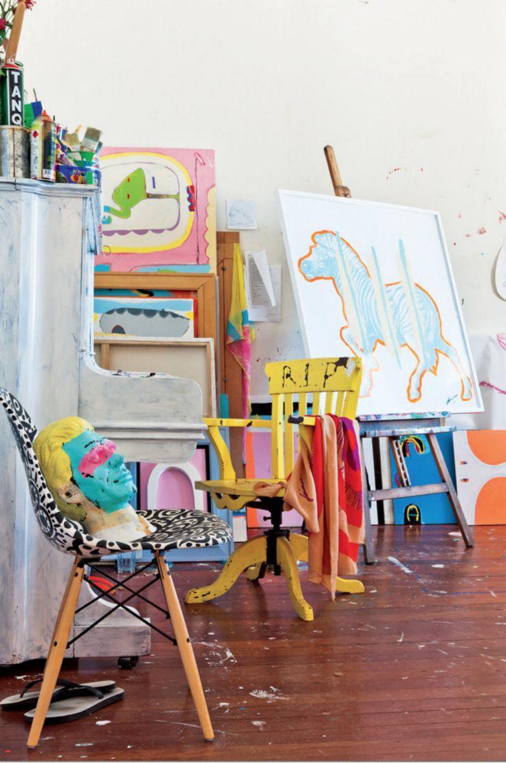 Kleurrijke 'speelkamer' voor jong EN oud