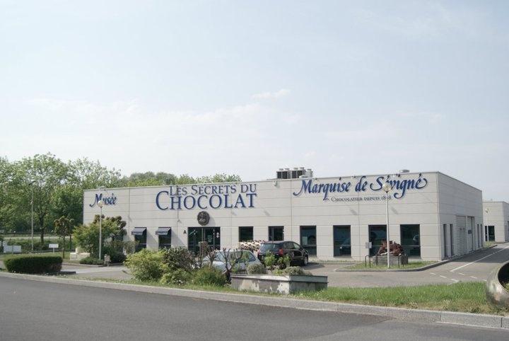 Chocolate Museum - Somewhere in Europe