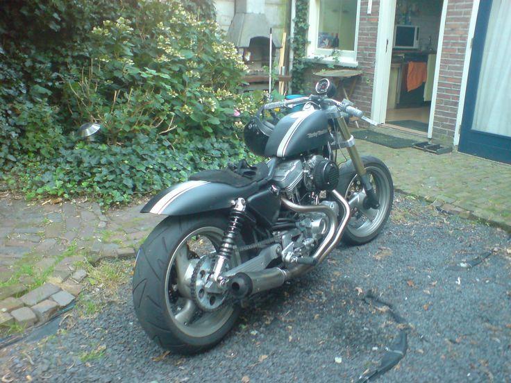 Best 25 harley davidson buell ideas on pinterest harley for Housse moto custom