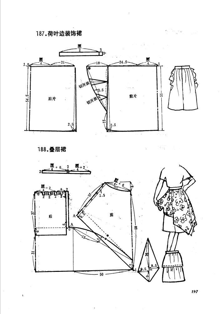 fashion 1991 skirt