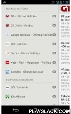 News Of Brazil  Android App - playslack.com ,  Read your Brazil news quickly. Read the latest news from multiple online sources.If you would like to add other sources, please notify us.Features:- List and grid views- Swipe to read next article- Add widget for news source- Download articles and images or prevent them- Offline reading- Favorite and share news- Control update interval- Download using wireless only- Search articles- Backup and restore news feeds- Control feed font and image…
