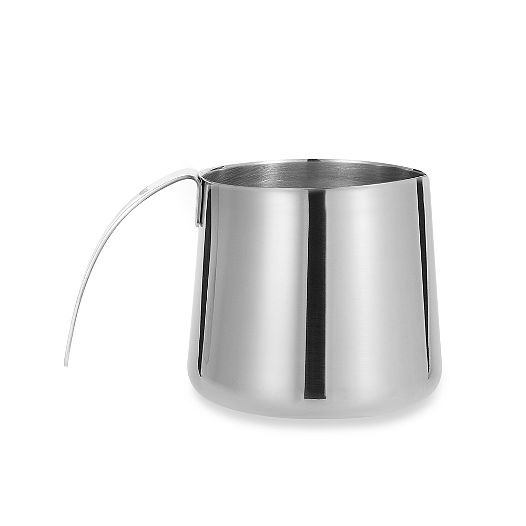 KitchenEssentials.ca - Stainless Steel Frothing Pitcher (20oz), $34.99 (http://www.kitchenessentials.ca/stainless-steel-frothing-pitcher-20oz/)