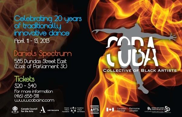 Apr 11-13 | COBA presents EVOQUE | Daniel's spectrum | www.cobainc.com