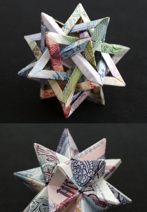 i love crafts with paper but im not sure how i would actually make it..it inspires me anyway